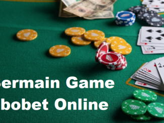 Bermain Game Sbobet Online