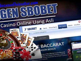 Agen Sbobet Casino Online Uang Asli
