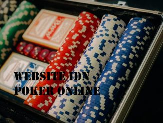 Judi IDN Poker Online Uang Asli