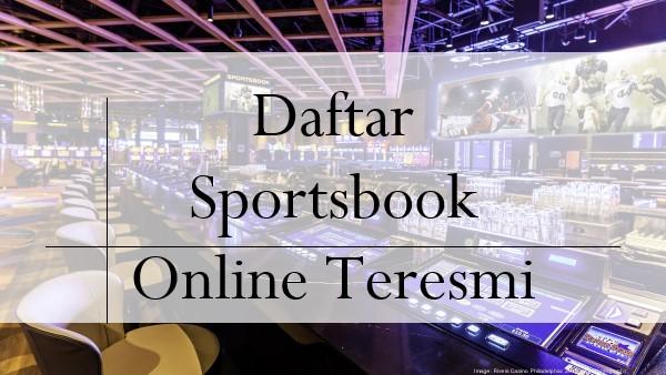 Daftar Sportsbook Online Teresmi